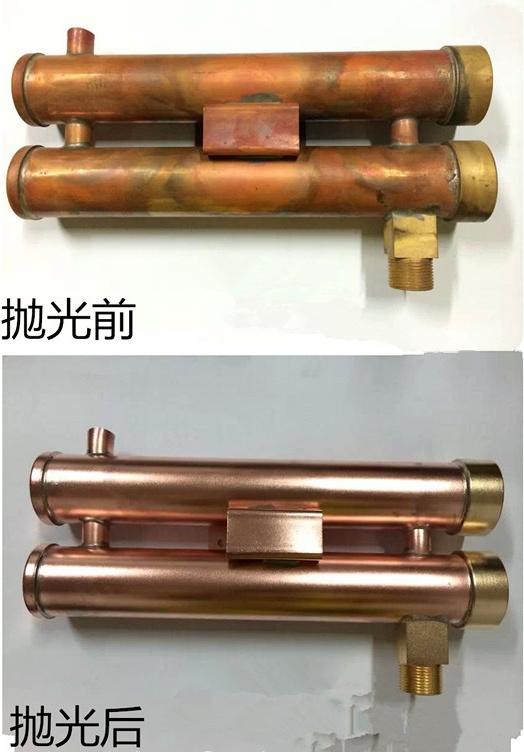 羽杰科技-铜抛光,钝化-紫铜除油抗氧化处理案例